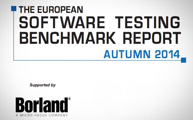 Benchmark Report 2014