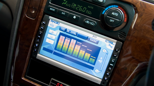 infotainment M2M smart car