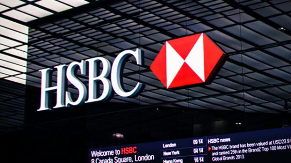 HSBC biometrics