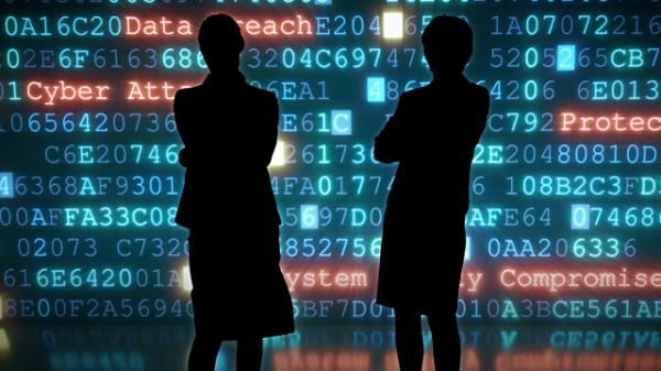 women diversity cyber