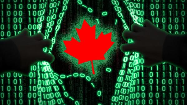 Canada hacked