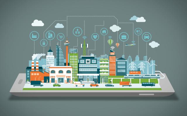 smart city traffic technology