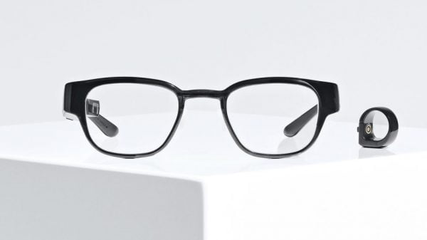 North wearable technology glasses